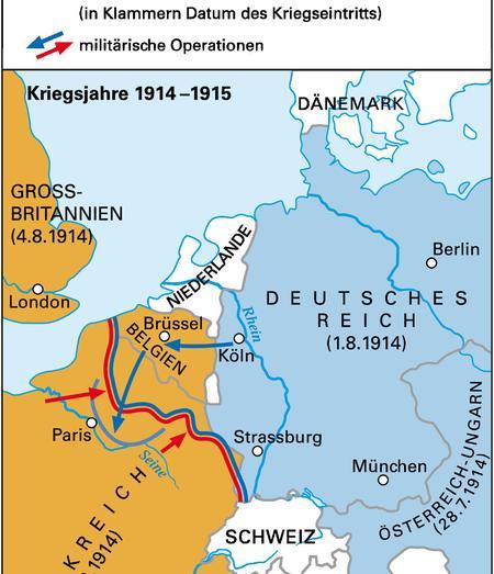Weltkrieg Erster