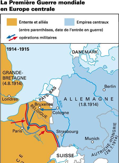 Guerre Mondiale Premiere