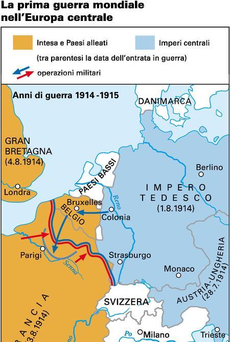 Guerra Mondiale Prima